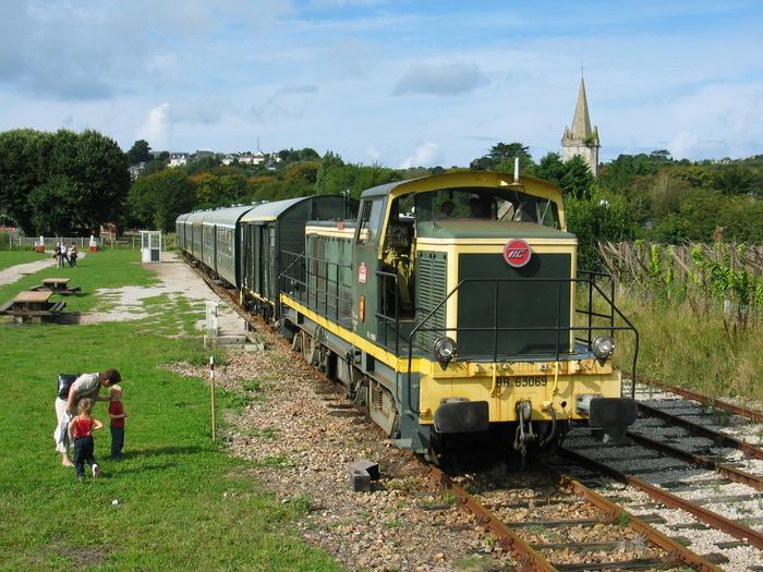 Journées du patrimoine 2017 - Train Touristique du Cotentin