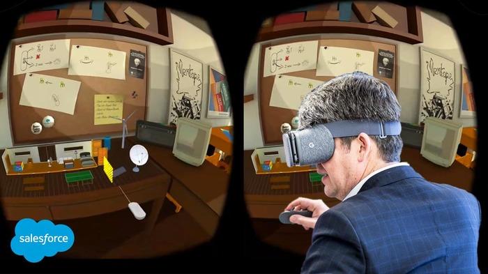 Transfo : Développez des applications métier en réalité virtuelle