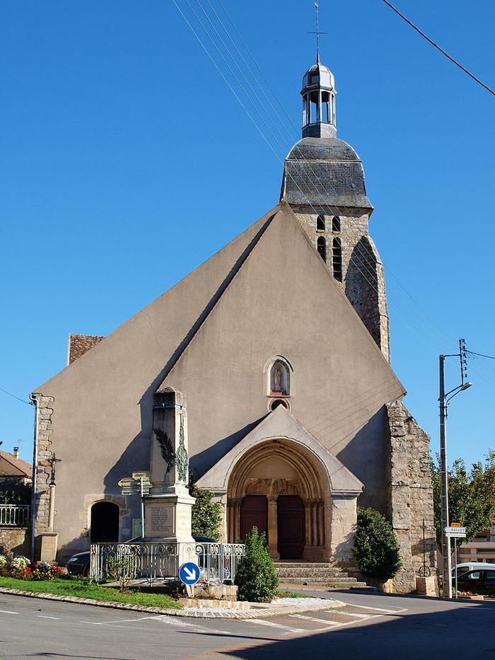 Journées du patrimoine 2017 - Visitez l'église Saint-Georges