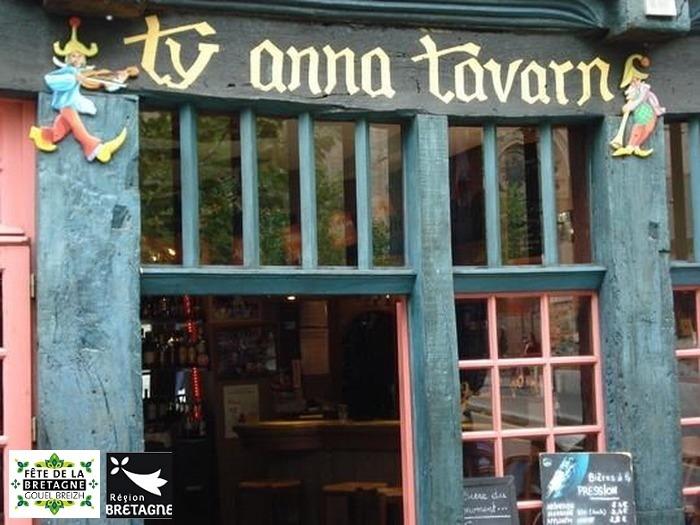 Tremplin Morgane au Ty Anna Tavarn