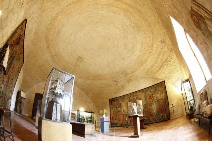 Journées du patrimoine 2018 - Visite libre du Trésor