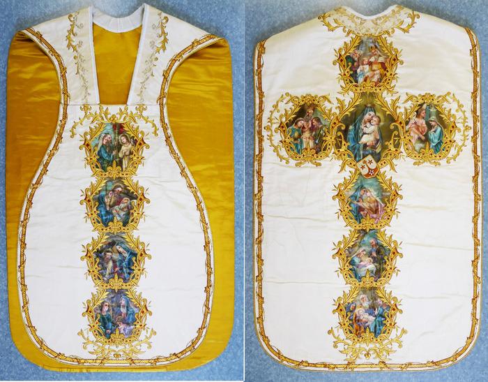 Journées du patrimoine 2018 - Exposition des trésors de la canonisation de Sainte-Thérèse de Lisieux