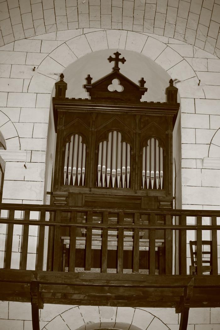 Journées du patrimoine 2018 - Tribune de l'orgue ouverte à tous les musiciens