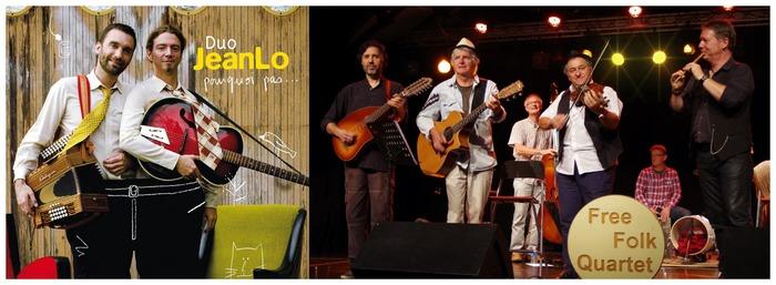 Trio JeanLo & Free Folk Quartet