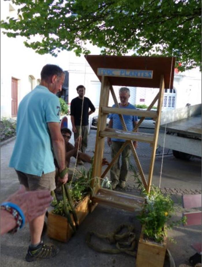 TROC - ÉCHANGE - De PLANTES, De GRAINES