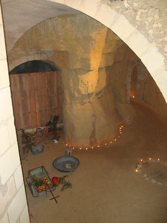 Journées du patrimoine 2017 - Sites troglodytiques de Cornillé Les Caves
