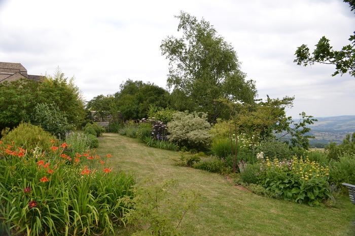 Visite de trois jardins du mont st vincent for Jardin val de saone