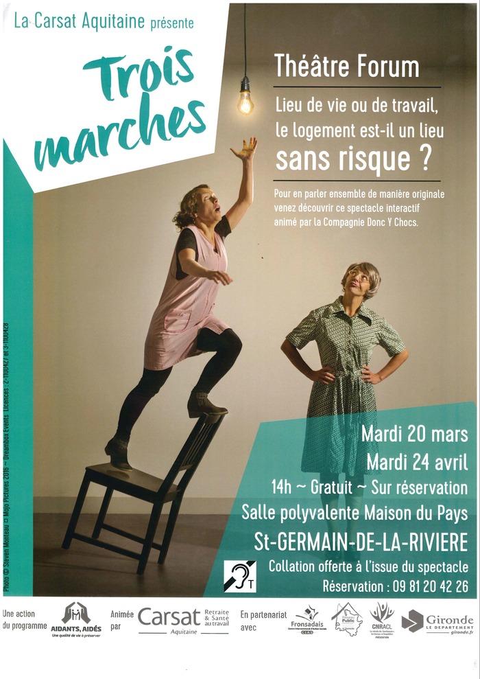 Trois Marches