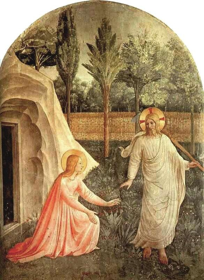 TROIS TEMPS FORTS DE CARÊME À NOTRE-DAME DE GRÂCE: la Résurrection, et après ?