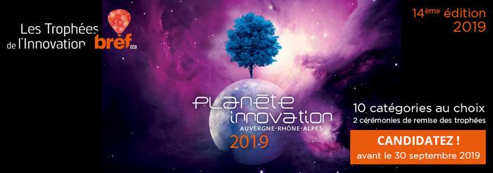 Trophées de l'Innovation Bref Eco