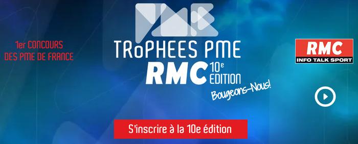 Trophées Pme Rmc - 10ème édition