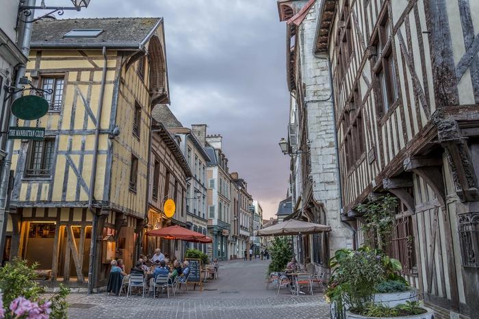 Journées du patrimoine 2018 - Troyes La Magnifique