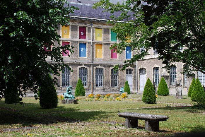 Journées du patrimoine 2018 - Un bâtiment en mutation : le musée dans l'abbaye