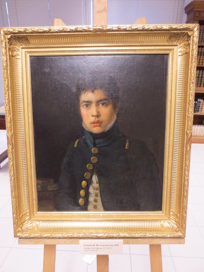 Journées du patrimoine 2017 - Un bienfaiteur humaniste pour la ville de Châteaudun : Alexis Louvancour (1796-1875)