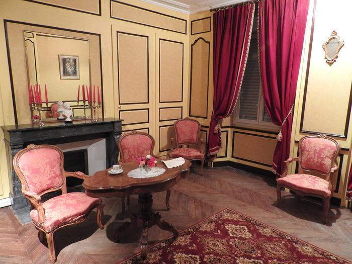 Journées du patrimoine 2018 - Visite thématique d'un chateau inachevé du XVIIIe siècle