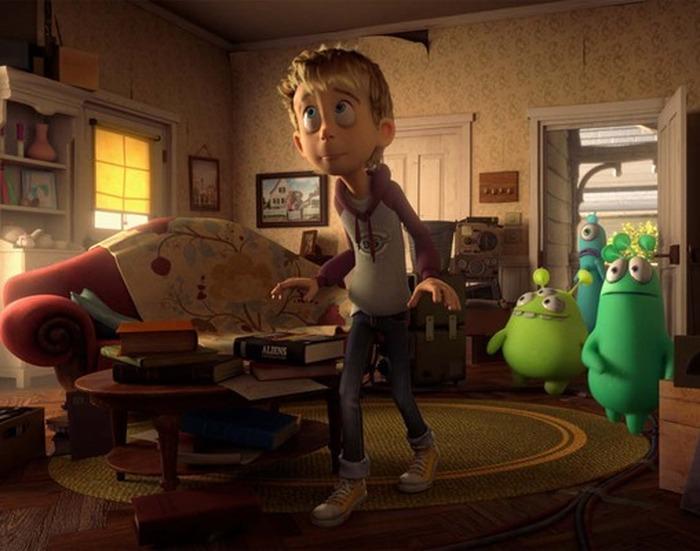 Un ciné avec Léo et les extra-terrestres !