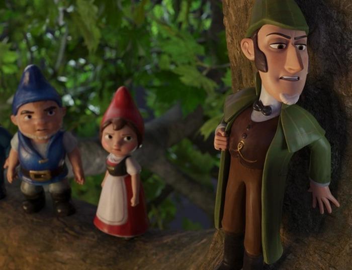 Un ciné avec Sherlock Gnomes !