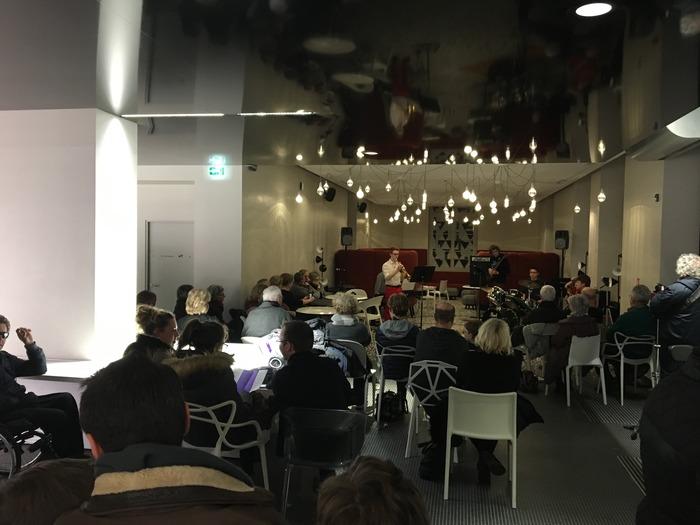 Un concert Jazz