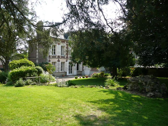 Visite libre du jardin for Visite de jardins en france