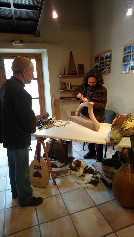 Journées du patrimoine 2018 - Un luthier au musée : un savoir-faire à découvrir