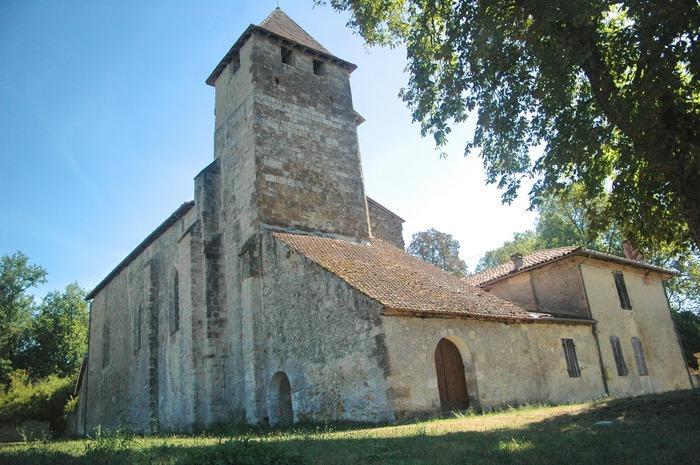 Journées du patrimoine 2018 - Église Saint-Martin-de-Noët sur le pèlerinage de Saint-Martin de Tours