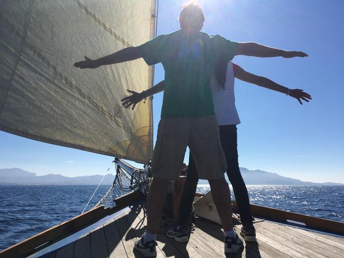 Journées du patrimoine 2018 - Un moment de partage à bord de La Flâneuse