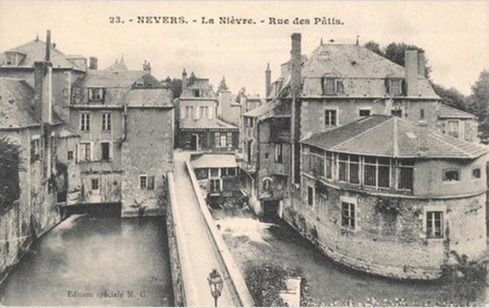 Journées du patrimoine 2018 - Un quartier disparu: Les Pâtis de Nevers