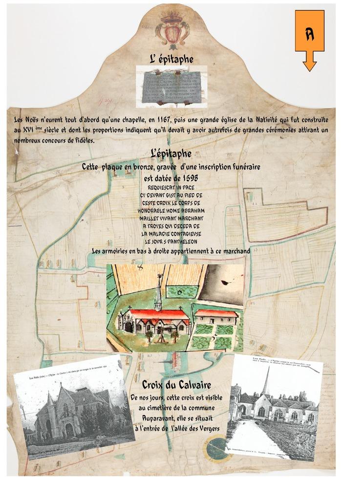 Journées du patrimoine 2018 - Un sentier, une histoire