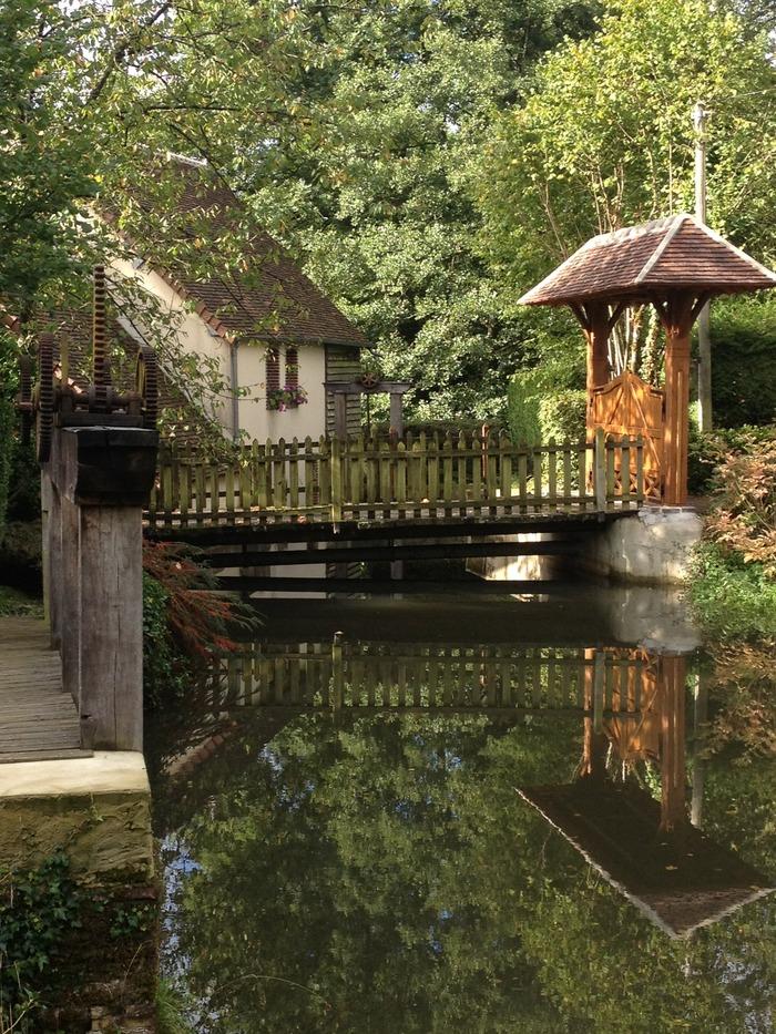 Journées du patrimoine 2018 - Visite guidée du moulin de la Poëlerie et de ses dépendances