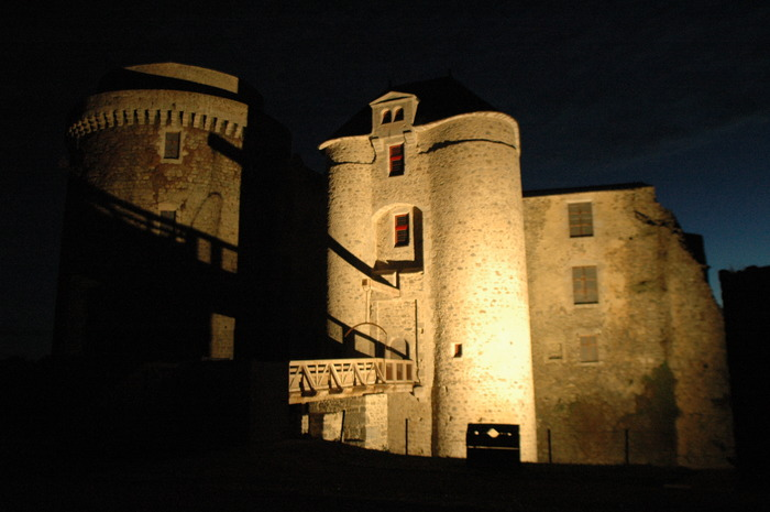 Journées du patrimoine 2018 - Un soir au château de Saint Mesmin, il y a ... 600 ans !