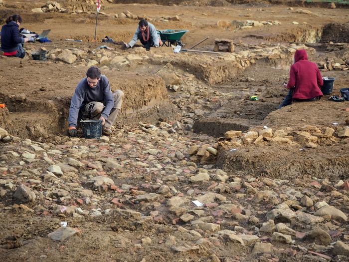 Journées du patrimoine 2017 - Un témoignage de la vie dans les campagnes entre le IIe s. av. J.-C. et le VIe s. ap. J.-C.