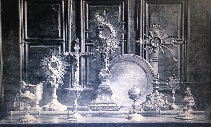 Journées du patrimoine 2018 - Un trésor unique