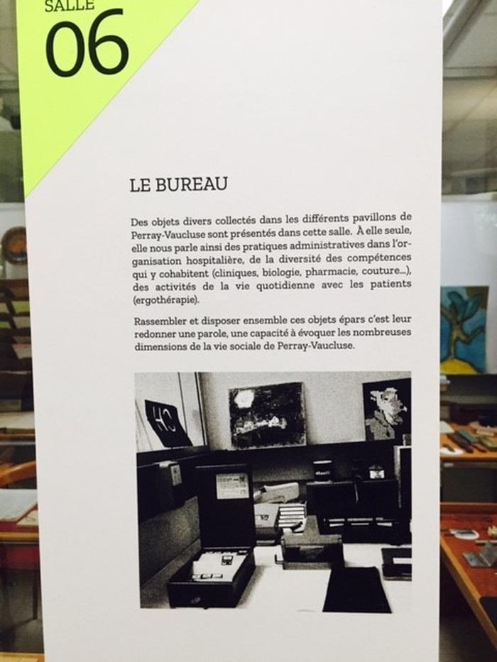 Journées du patrimoine 2018 - Une après-midi sur le site du Perray-Vaucluse - exposition