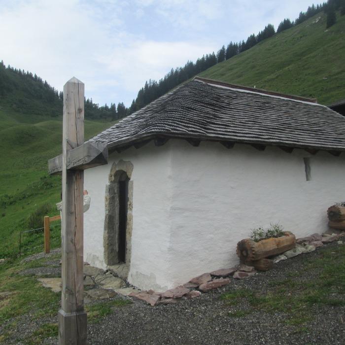 Journées du patrimoine 2018 - Une aventure franco-valaisanne : la chapelle de Recon.
