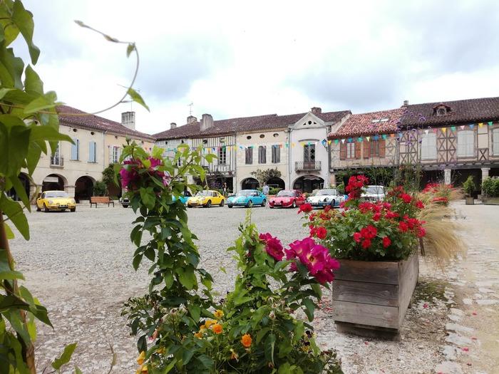 Journées du patrimoine 2018 - Visite guidée de Labastide-d'Armagnac : une bastide, un comte, des légendes