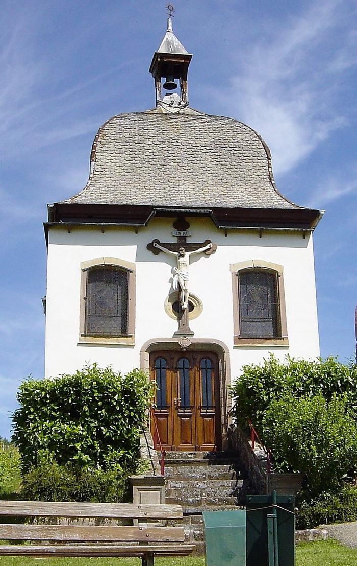 Journées du patrimoine 2018 - Une chapelle au milieu des vignes