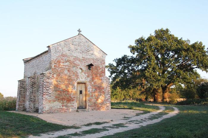 Journées du patrimoine 2018 - Visite commentée de la chapelle d'Aigrefeuille.