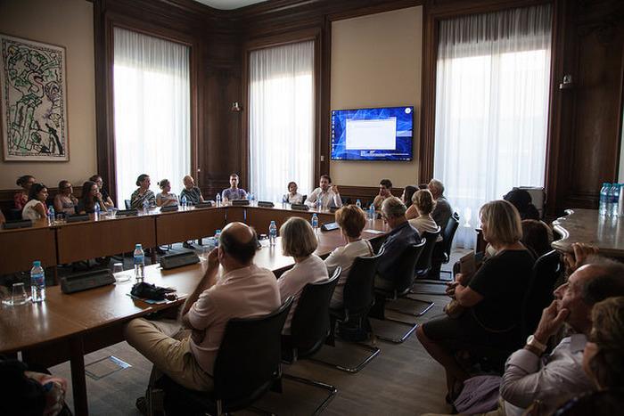 Journées du patrimoine 2018 - Une conversation avec... Rencontre avec les experts de l'OCDE