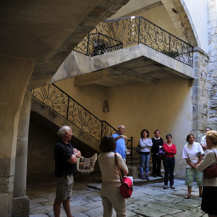 Journées du patrimoine 2017 - Une demeure bourgeoise