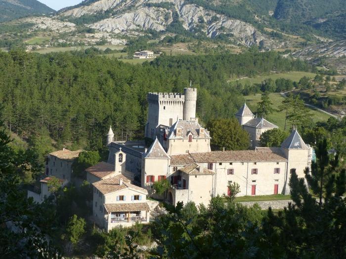 Journées du patrimoine 2017 - Une demeure d'exception au cœur des baronnies provençales