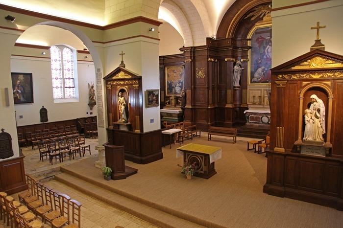 Journées du patrimoine 2018 - Une « église-musée »