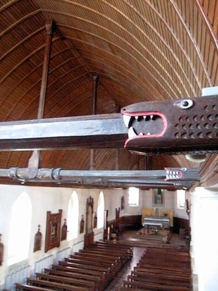 Journées du patrimoine 2017 - Une petite église avec une grande histoire !