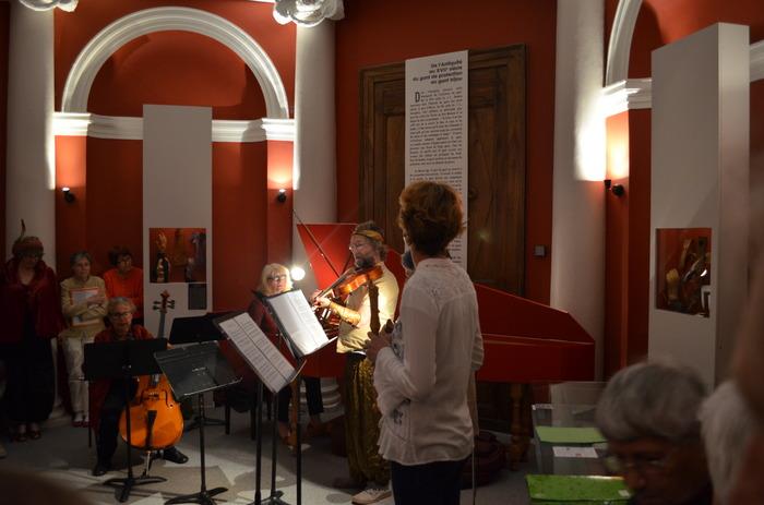 Journées du patrimoine 2018 - Une rentrée en musique
