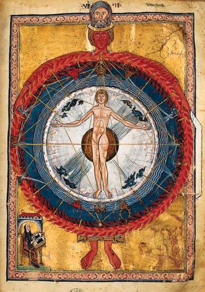 Unifier sa vie à la lumière des enseignements de Sainte Hildegarde de Bingen