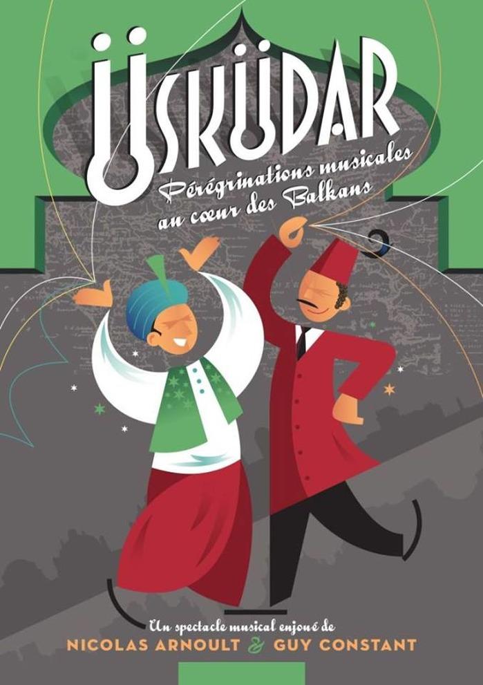 Üsküdar – la musique des Balkans