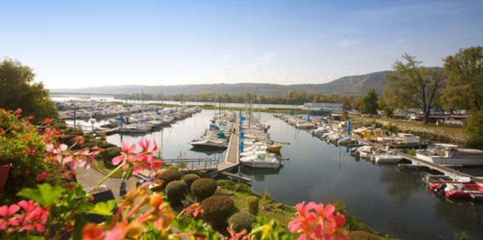 Journées du patrimoine 2018 - Le port de plaisance de l'Epervière à Valence