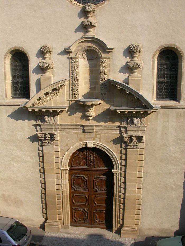 Crédits image : Conservation du patrimoine
