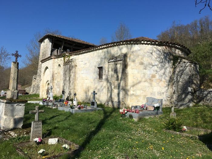 Journées du patrimoine 2018 - Église Sainte-Raffine de Gaujac