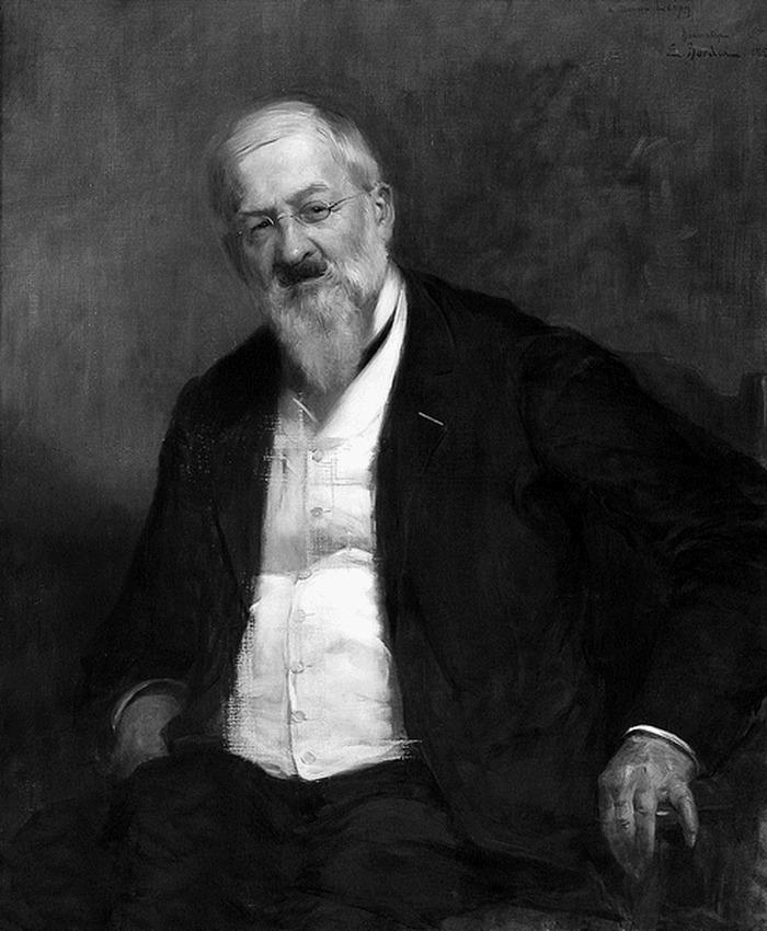 Crédits image : Portrait réalisé par Ernest Bordes © musée des Beaux-Arts de Pau (Wikipedia)
