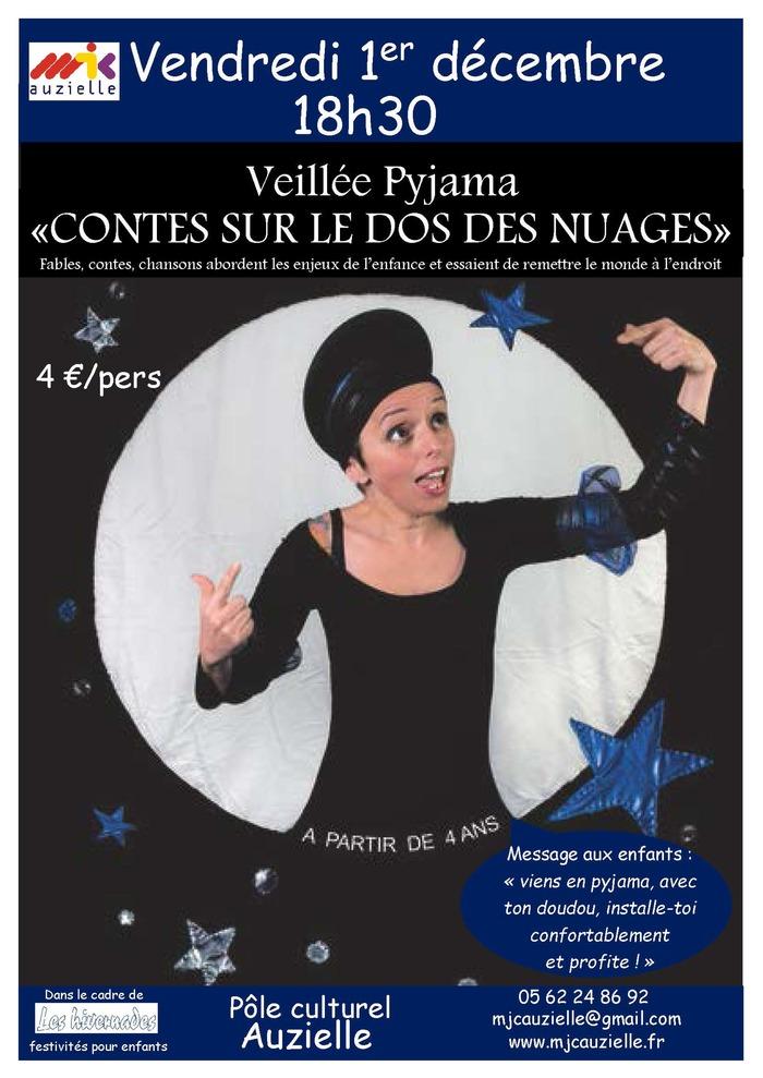 Veillée pyjama : contes sur le dos des nuages à Auzielle